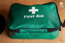 First Aid Kit, Staff Health